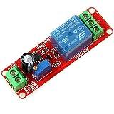 xcluma Ne555 Dc 12V Digital Delay Timer Relay Module Adjustable 0 To 10 Seconds