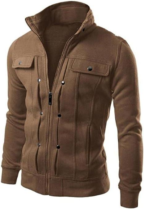Womens Fashion Splice Jacket Zipper Slim Fit Outwear Coat Realdo Women Leather Cardigan