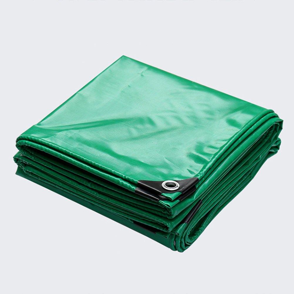 GLJ Addensare Camion Auto Telone Impermeabile Telone Telone Telone Impermeabile Isolamento Parasole Pioggia Copertura in Tessuto Tenda Telone Personalizzato telone (Coloreee   verde, Dimensioni   2x3m) | Prezzo Affare  | Bella apparenza  fb436d