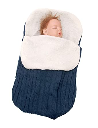 Zhhlaixing Saco para Bebés Recién Nacido con Envoltura de Manta Saco ...