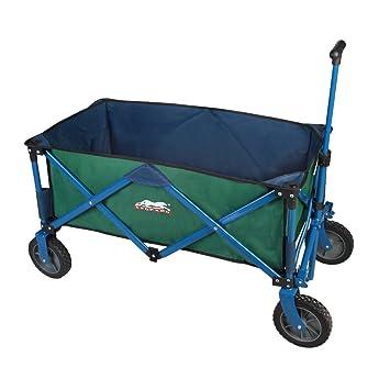 folding garden cart. Leopard Outdoor Collapsible Utility Wagon,Portable Folding Wagon,Sports Garden Cart,Beach Cart A