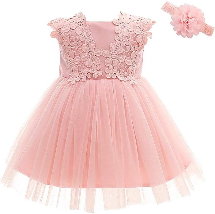 Amazon baby girl dress christening baptism gowns flower girl baby girl dress christening baptism gowns flower girl dress mightylinksfo