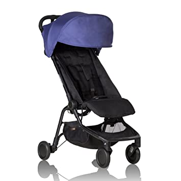 Mountain Buggy Nano azul Nautical Blue
