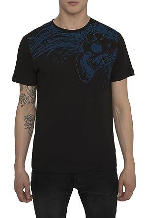Camisetas de Diseño Moda Urbana Rock para Hombre, Camiseta ...
