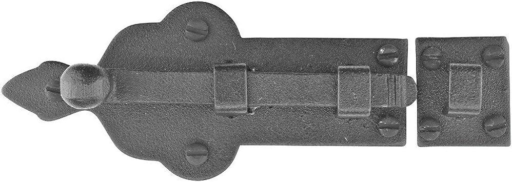 Lock Slide Latch Window Door Bolt Black Copper Hasp Chrome Iron Vintage Antique
