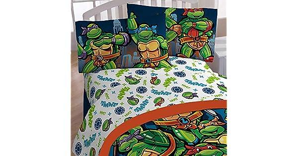 Amazon.com: Jay Franco & Sons Nickelodeon - Juego de sábanas ...