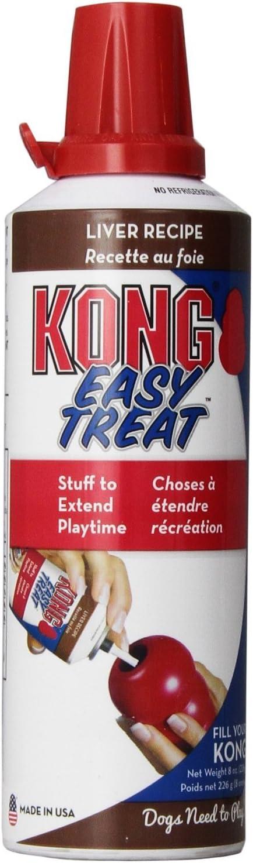 KONG Stuff N Easy Treat Paste Color Liver Pack of 2