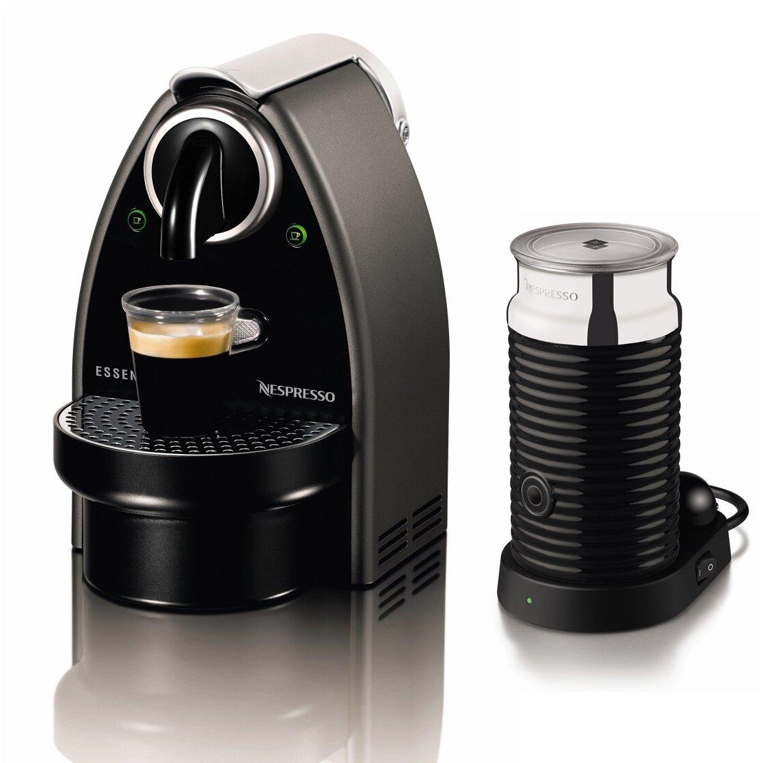 【お買得!】 Nespresso C101TI-A3B オートタイプ エッセンサ バンドルセット エッセンサ チタン チタン C101TI-A3B B004Q8BIBM, ヌマタチョウ:ddf9acb9 --- mfphoto.ie
