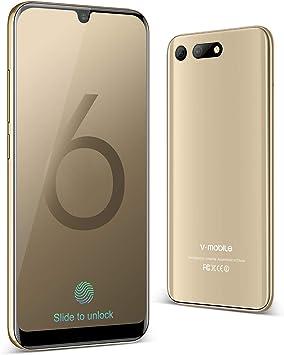 Moviles Libres Baratos 4G, VMOBILE A60, 5.7 Pulgadas 3GB RAM+32GB ...