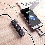 TRF 3-Port Aluminum USB 3.0 Hub with RJ45