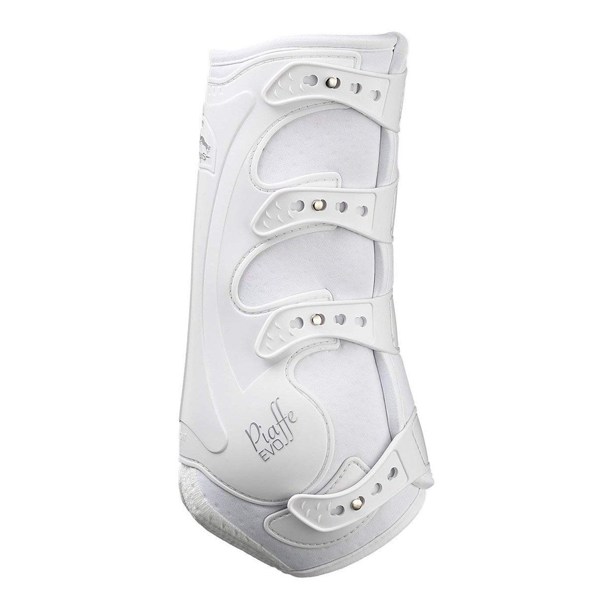 Veredus - Piaffe REVO フロント - ホースブーツ - イタリア製 B07G1HPCDB  ホワイト Large - H 11 1/2\