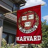 Harvard Crimson University College House Flag