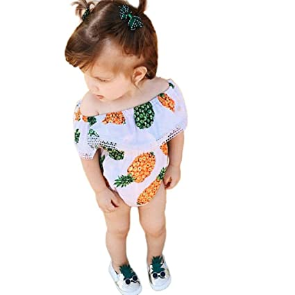 7e72d8e63bd2 Amazon.com  Ankola Newborn Jumpsuit