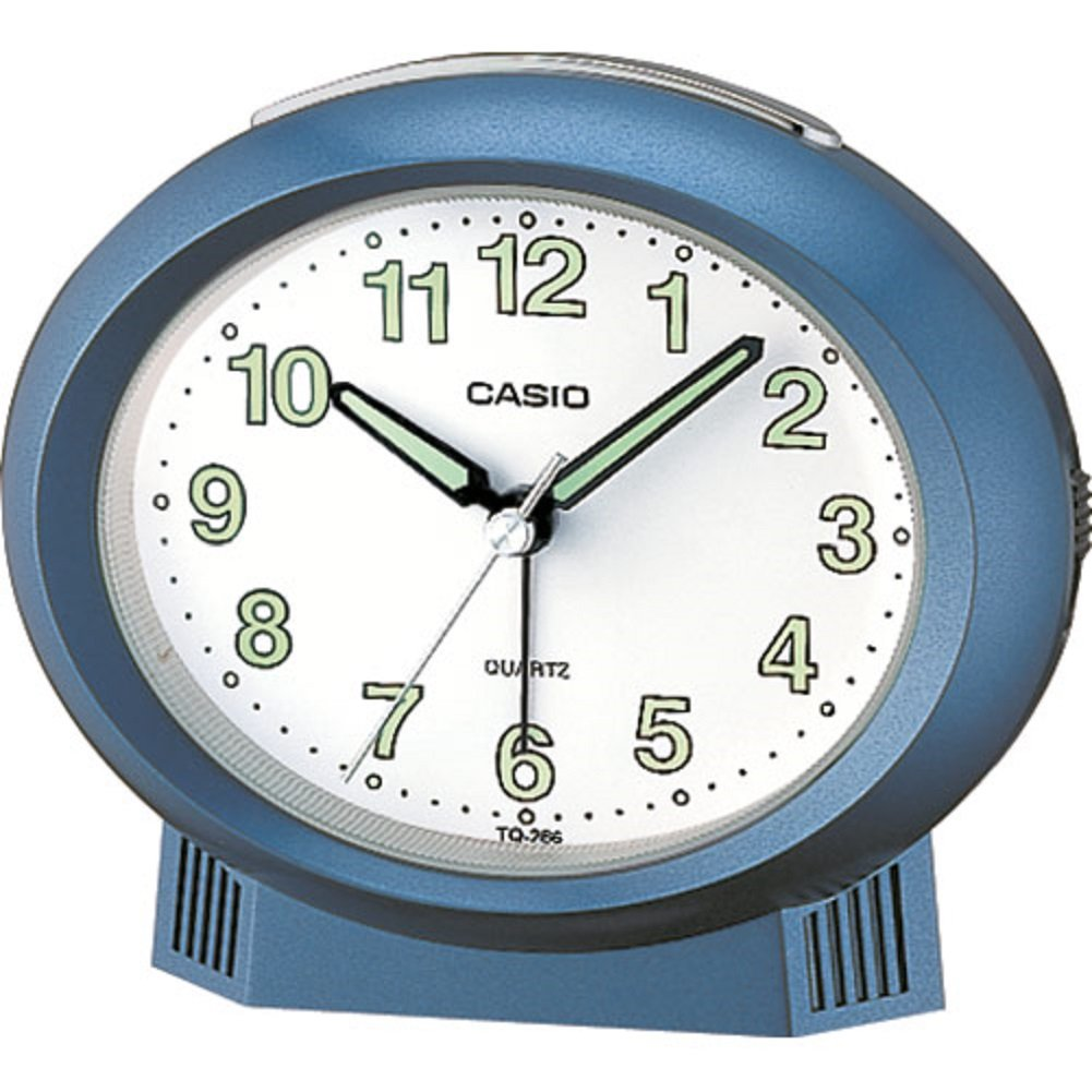 Casio Wake Up Timer – Digital Alarm Clock – TQ-266-8EF