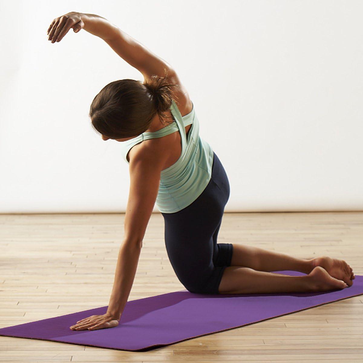Amazon.com: STOTT PILATES - Esterilla para pilates: Sports ...