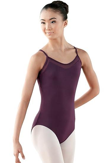 f2d8b6848 Amazon.com  Balera Leotard Girls One Piece For Dance Womens Camisole ...