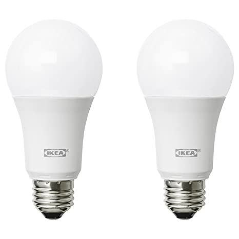 Of A19 2700k E26 Soft Ryet Led White Warm Pack Bulbs Ikea 21000 dCoBexrW
