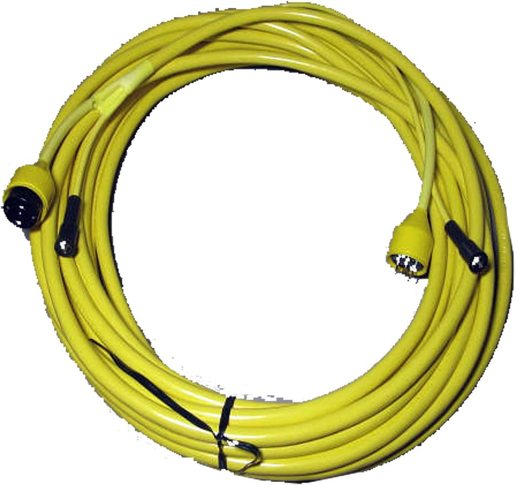 Amazon.com : Marinco PHTV6599 Marine Phone and Cable TV Cordset (50-Feet,  Yellow) : Boating Shore Power Cords : Sports & Outdoors
