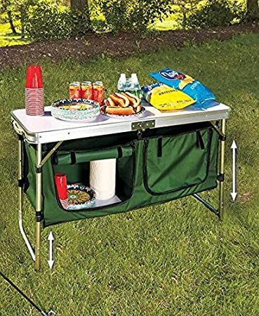 portable camping kitchen table by getset2save. beautiful ideas. Home Design Ideas