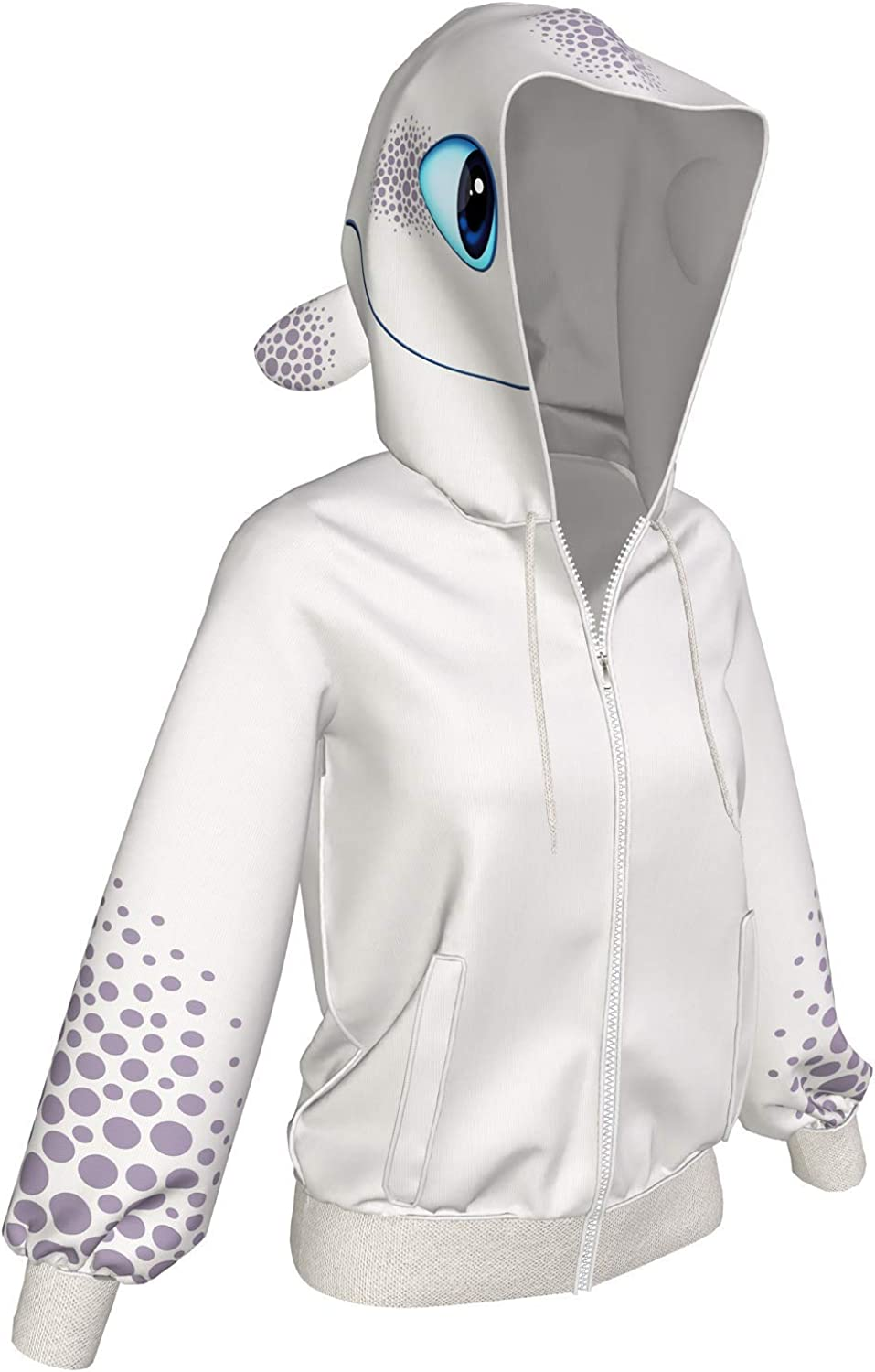 How to Train Your Dragon Womens Trend Leisure Time Hoodie