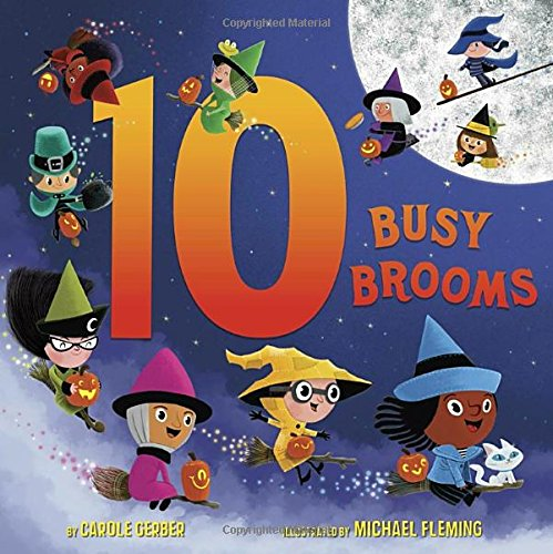 Image result for 10 busy brooms