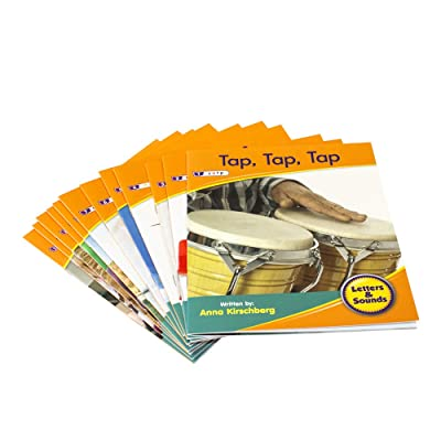 Junior Learning Letter Sound Readers Non-Fiction Toy: Toys & Games