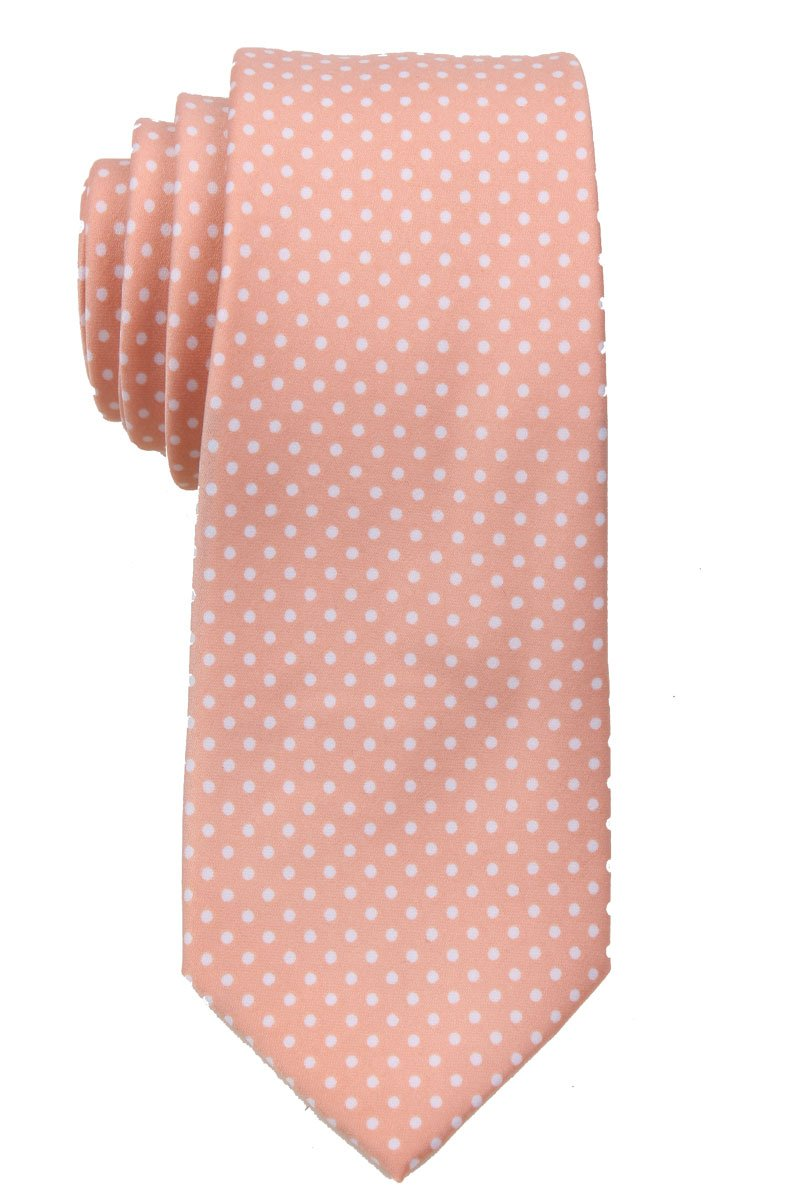Boy's Polka Dot Tie - Several Colors Available