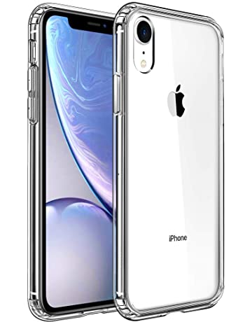 0d36257ca4 Compatible with iPhone XR Case,Clear Anti-Scratch Shock Absorption Cover  Case for iPhone