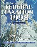 Prentice Hall's Federal Taxation 1998 9780136536192