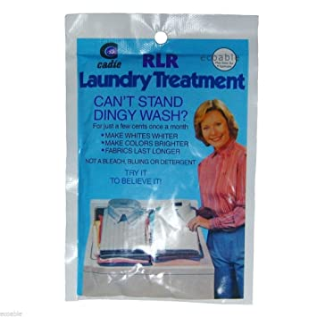 Cadie RLR Laundry Treatment for Removes this Residue from the Cloth Diaper