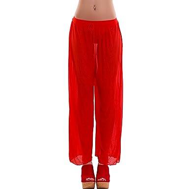 buy popular 3974f 4f33d Toocool - Pantaloni Donna Leggeri Mare Copricostume ...