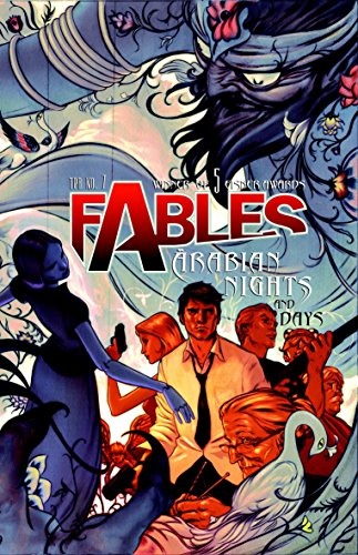 Fables Vol. 7: Arabian Nights (and Days) for sale  Delivered anywhere in USA