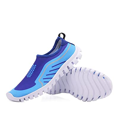 Women's and Men Barefoot Sports Water Shoes Drain Quick Drying For Beach Swim Walking Lake Garden Park Driving Boating