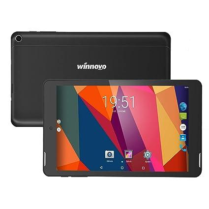 8 Pulgadas Tablet PC Android 8.1 - Winnovo M86 WiFi GPS Phablet ...