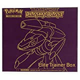 Pokemon Black & White Plasma Storm Elite Trainer