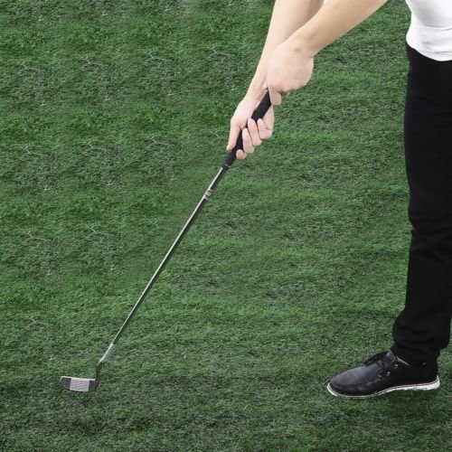 FidgetFidget Chipper Profession Golf Double-side Stainless Steel Head Chipping Club 91CM PGM by FidgetFidget