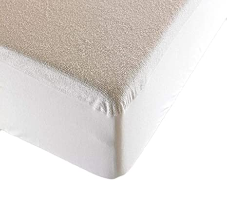 Irge - Protector de colchón impermeable e higiénico - cama de matrimonio