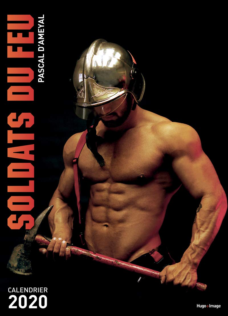 Calendrier mural Soldats du feu 2020 (French Edition): Collectif