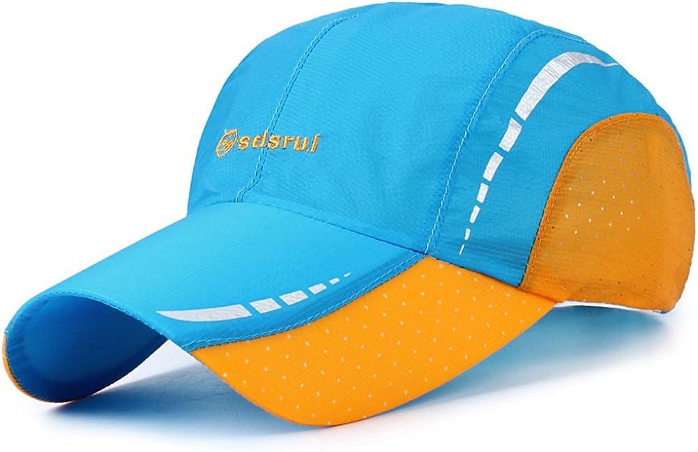 Hat/Men Summer caps/Outdoor Sunhats/SPF Sun Hats/Baseball Cap Women/Quick-Drying Breathable Sports Cap