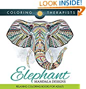 Elephant Mandala Designs