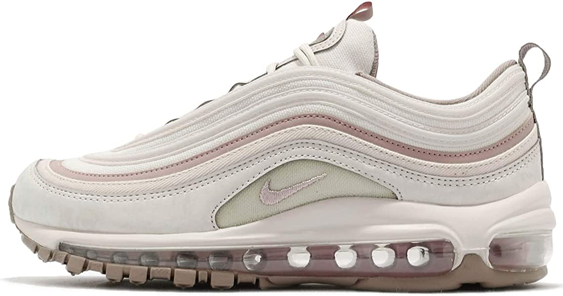 | NIKE Women's WMNS Air Max 97 PRM, Light Bone