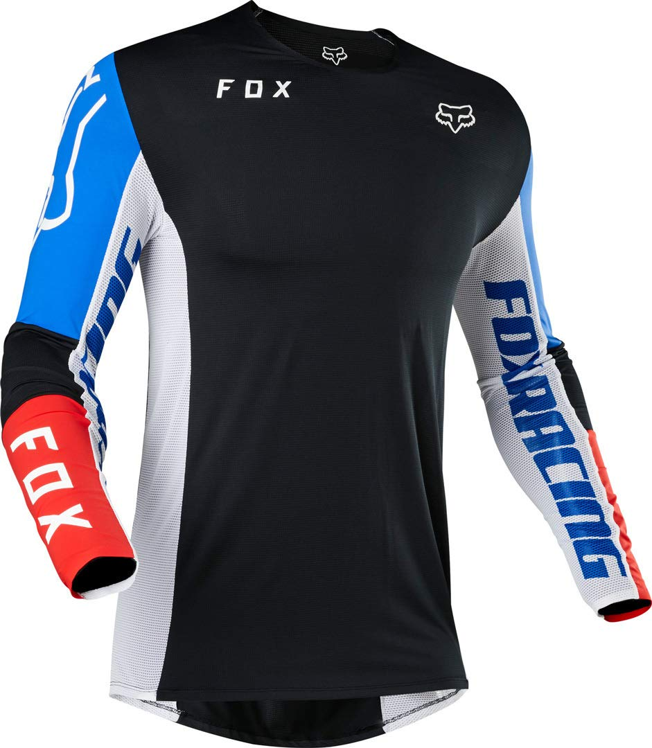 FOX Jersey Flexair Honr Black