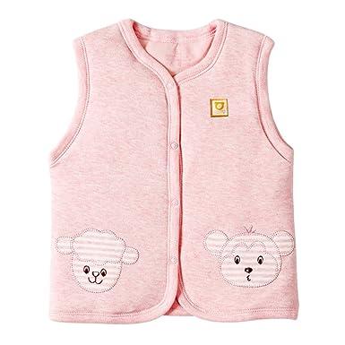 e30968648 Amazon.com  XYIYI Baby Warm Jacket Cotton Vest