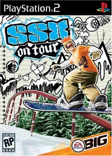 SSX On Tour - PlayStation 2 (Playstation 2 Ssx)