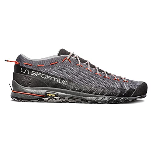 La Sportiva TX2 - Climbing shoes - carbon/yellow Um4wdukzn8