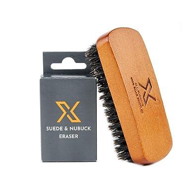 Amazon.com: X Suede & Nubuck Juego de cuidado de zapatos ...