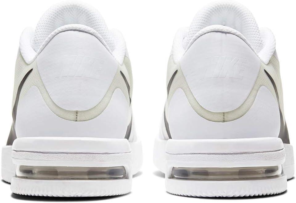 Nike Men's Tennis Air Max Vapor Wing MS White/Black