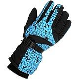 Generic Men's Ski Snowboarding Gloves Thermal Warm Waterproof Motorcycle Sports Gloves