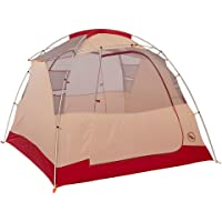 Big Agnes Chimney Creek 6 mtnGLO 6 Person Tent (Orange/Cream)