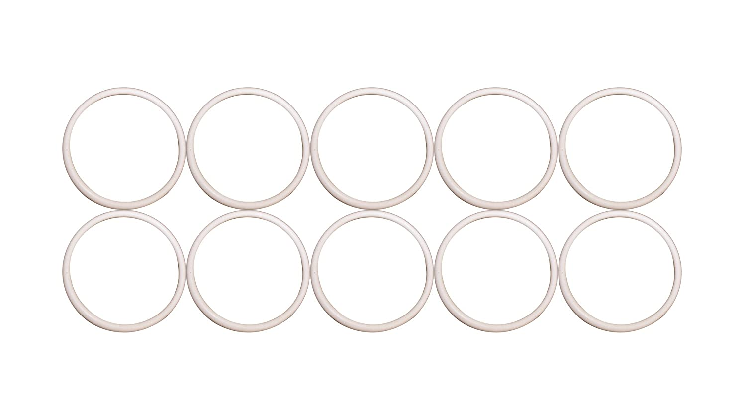 Sterling Seal ORTFE236x10 Number-236 Standard Teflon O-Ring Polytetrafluoro-Ethylene Sur-Seal 3-1//4 ID Pack of 10 3-1//4 ID 3-1//2 OD Outstanding Weather Resistance 3-1//2 OD Pack of 10